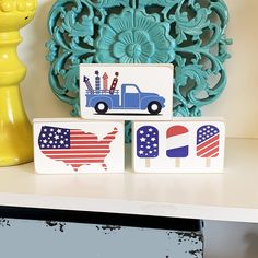 4th of July Bundle | Set of 3 | Jane