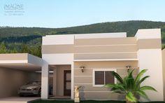fachadas de casas modernas com pedras - Pesquisa Google