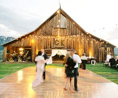 California Ranch Wedding, Country Style || Colin Cowie Weddings