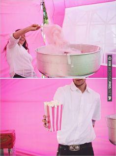 cotton candy wedding ideas | CHECK OUT MORE IDEAS AT WEDDINGPINS.NET | #weddingcakes