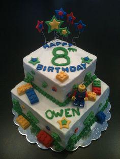 Leggo Birthday — Children's Birthday Cakes
