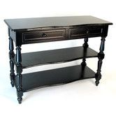 Found it at Wayfair - Country Console Table