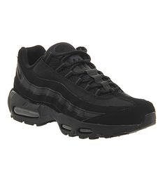 online store 4f749 1077b Nike Air Max 95 Black Black Anthracite - His trainers