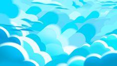 """""""BG design and paint for 'Change' Steven Universe Background, Joe Johnston, Bg Design, Light Blue Aesthetic, Keys Art, Paint Background, Environment Concept, Aesthetic Backgrounds, Art Reference"""
