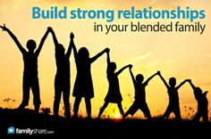 FamilyShare.com l Build strong relationships in your blended family