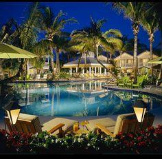 The Inn at Key West. Best pool in The Keys