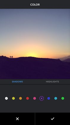 Network built on photos, becoming a network for photography: Instagram launches fade, color editing tools