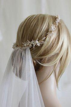 BESPOKE for Teresa_Florence bridal crown with larger floral details 3