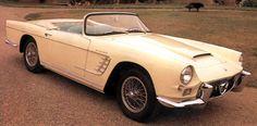 The 1961 Maserati 3500 GT Vignale Spider is a Michelotti Masterpiece ($875,000) - Petrolicious