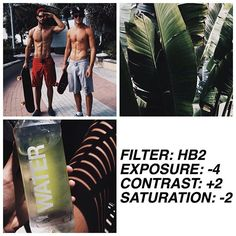 #HB2filtrs / free filter❕ ((i'll be posting some new ones and some from my old acc)) anyways, this works on all pics and it's good for a feed — I'm really gonna miss how far I'd come with my old acc.. I had 67k(!!!) and @griffinarnlund, @itsmikeymurphy and @justicecarradine followed me
