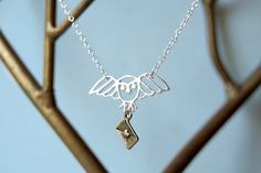Vive Hedwig - collier hibou de Harry Potter - Hedwige collier