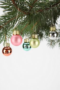 Small Ball Ornament - Set Of 25