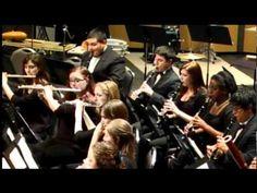 Grand Canyon Fanfare - Baylor University Wind Ensemble - TMEA 2012