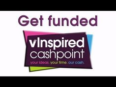 vInspired Cashpoint - Funding for your projects (Clickable video) Youth Volunteer, Helping Hands, Opportunity, How To Apply, Activities, Projects, Multimedia, Faith, Youtube