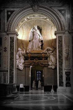 Roma - San Giovanni in Laterano, by Luca Parravano