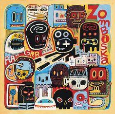 ZOMBISKA by Exit  Man