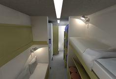 Fallout shelter / tiny house ideas