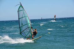 Davosskates.gr Windsurfing, Sailing Ships, Boat, Vehicles, Boats, Car, Vehicle, Tools