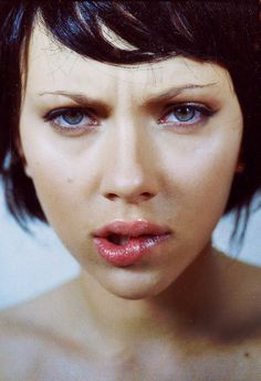 Scarlett Johansson: Not your best day sweetie, but I Love ya anyways! :-)