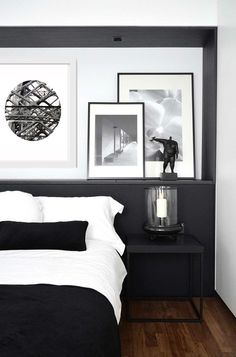 New York Queensborough Bridge Modern Minimalist By Stop4Design Wohnideen  Schlafzimmer, Schlafzimmer Inspiration, Wohnzimmer,