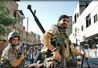"""ارتش عراق """"جزیره الخالدیه"""" در شرق رمادی را آزاد کرد"""