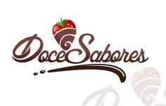 Fábrica de Chocolate e Bombons #logo #fabricaChocolate #logotipo #inspiration