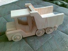 LadislavKurnota / auto vyklápač Wooden Toys, Car, Wooden Toy Plans, Wood Toys, Automobile, Woodworking Toys, Autos, Cars