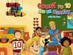 Count to Ten and be Healthy by Dr. Don Verhulst,