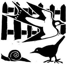 Carry Akroyd - Painter & Printmaker - Atrticles & Publications Flying Birds, Etchings, Wood Blocks, Carrie, Printmaking, Artists, Nature, Animals, Birds In Flight