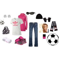 Not sure if I'll be a soccer mom but I love a lot of the pieces here!