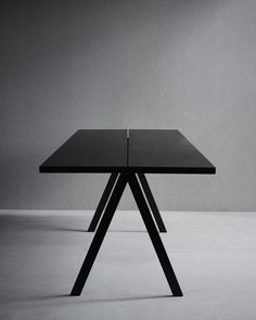 The Saw Series of tables from Friends & Founders http://friendsfounders.com/saw/