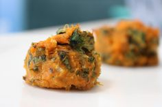 Zoete aardappelballetjes Falafel, Quiche, Herbs, Breakfast, Tips, Morning Coffee, Quiches, Herb, Falafels