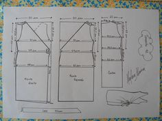 Patrón deVestido cruzado, creado por el diseñador Diane von Furstenberg en 1974 y que nunca pasa de moda. Este tipo de vestido sienta bien a todo tipo de cuerpos ya que alarga la silueta y estiliz…