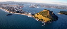 Mount Maunganui, Tauranga, situated on the east coast (a 3 hour drive from Auckland CBD), North Island, New Zealand Mount Maunganui, Auckland, East Coast, New Zealand, Places Ive Been, Paradise, River, Island, Explore