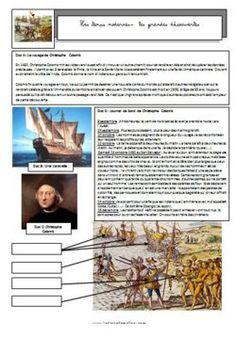 Les temps modernes : les grandes découvertes