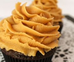 Looking for something unusual to top your chocolate cake or cupcakes - how about our amazing Best Peanut Butter Buttercream Frosting? You won't be sorry!