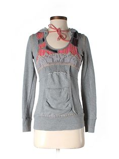 Check it out - Free People Pullover Hoodie for $34.49 on thredUP!