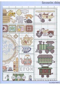 Gallery.ru / Фото #19 - Cross Stitch Gold 03 - tymannost