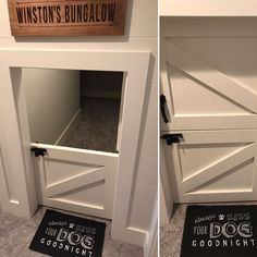 dog house under stairs Dog Bedroom, Room Ideas Bedroom, Animal Room, Animal House, Under Stairs Dog House, Puppy Room, Dog Spaces, Niches, Dog Rooms