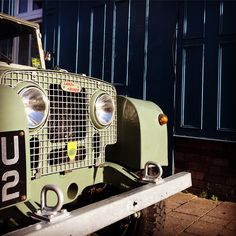 """Land Rover Series One 80"""""""