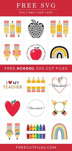 Free Svg Cut Files, Svg Files For Cricut, Vinyl Decals, Cricut Vinyl, School Quotes, Cutting Files, Create Your Own, Diy Projects, Rainbow