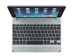 Bridge Keyboards for iPad and iPad Pro are amazing. They are sleek, backlit, and make your device look like a little MacBook.