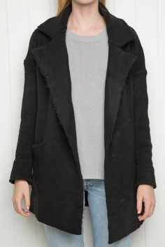 Brandy ♥ Melville | Kennedy Coat - Outerwear - Clothing