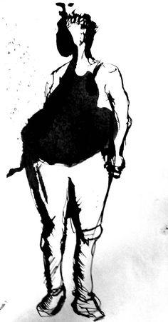 Sketch by lysosomeCG on DeviantArt Sketch, Silhouette, Deviantart, Sketch Drawing, Sketches, Tekenen, Draw