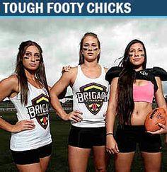 Jessica Birtles Anthea Chandler Jayne Caldwell Queensland Brigade 2013