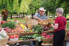 Riverdale Farm Farmer's Market, Toronto
