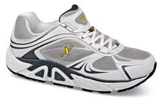"""The """"Genesis"""" walker/runner from Xelero. Sizes 8–12, 13 and 14 in a generous 4E with dual removable insoles to accommodate wider widths."""