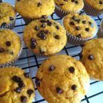 Pumpkin Chocolate Chip Muffins & The Great Pumpkin Shortage of 2011