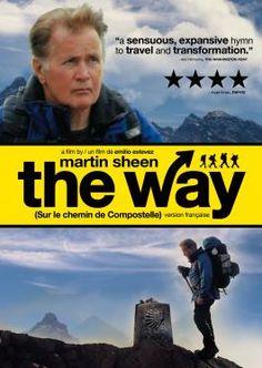 """""""Sur le chemin de Compostelle"""", film de Emilio Estevez, 21 mai 2013 . Un médecin…"""