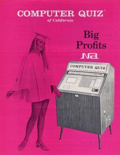 Computer Quiz of California